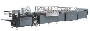 Book Covering Machine Qfm-460A pictures & photos