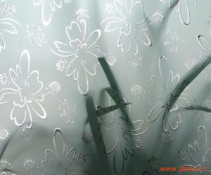 3-12mm Deep Acid Etched Glass Price pictures & photos