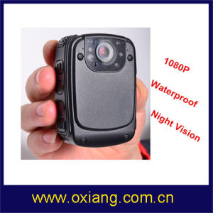 16MP Waterproof Police Body Camera with Nigh Vision pictures & photos