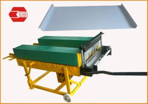 Standing Seam Roofing Panel Forming Machine (KLS25-220-530) Roof Panel Machine pictures & photos