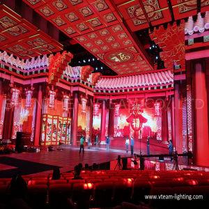 Die-Casting Aluminum P3/P4/P5/P6 LED Display for TV Studios, Concerts