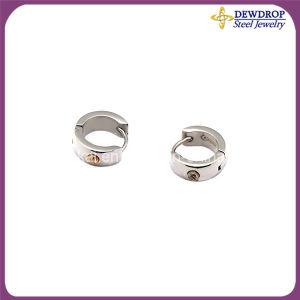 Cute Design Stainless Steel Stud Earrings