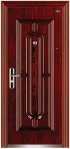Security Steel Door with Competitive Price pictures & photos