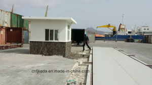 Installation 3X18m 80ton in Verde Cape pictures & photos