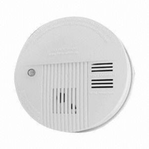 Dual-Voltage Photoelectric Smoke Detector (JS-828-14AD) pictures & photos