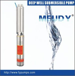4 Inch Deep Well Submersible Pump (4ST6 Series) pictures & photos