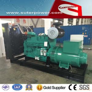 500kVA/400kw Diesel Generator with Cummins Engine