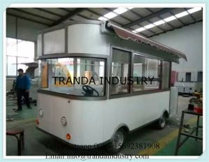 Logo Catering Booth Customzied Catering Cart 2017 pictures & photos