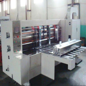 Lead Edge Feeding Automatic Rotary Die Cutter Machine pictures & photos