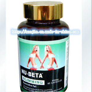 Nu-Beta Slimming Burn The Fat Weight Loss Gel Capsule pictures & photos