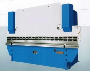 Hydraulic Press Brake Metal Bending Machine From Abby pictures & photos