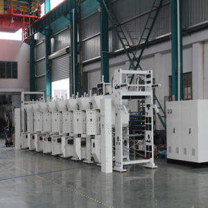 8 Colors Gravure Printing Machine