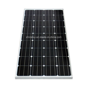 150W Cheap Price High Efficiency Monocrystalline Solar Panel for Sale in European pictures & photos