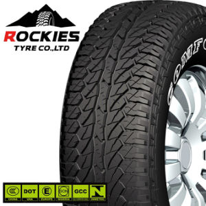 Performance Car Tire, Radial Tires, Light Truck Tires (P245/70R16)