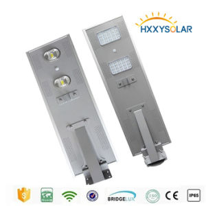 40W Solar LED Street Light with Motion Sensor pictures & photos