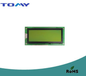 FSTN LCD Touch Panel with Blue Backlight pictures & photos