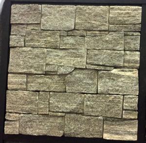 Natural Stone Color Decorative Slate Stone Wall Cladding (SMC-CC144) pictures & photos