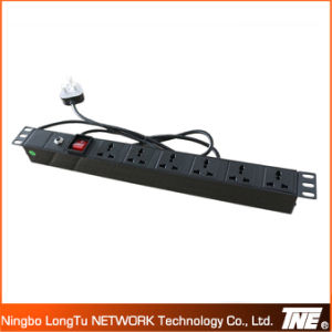 19′′ Network Cabinet Accessory Power Distribution Unit (PDU) pictures & photos