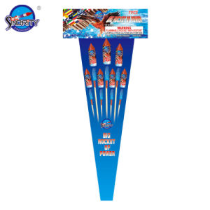 Sf-C1038 Assorted Rocket Pyrotechnic Fireworks pictures & photos