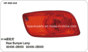 Rear Bumper Lamp for Hyundai Santafe OEM (92408 2b000 / 92409 2b000)