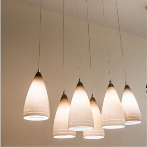 Modern Design Decorative Glass Pendant Hanging Lamp for Dining Room pictures & photos