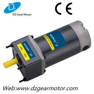 Compact Geared DC Motor with High Torque