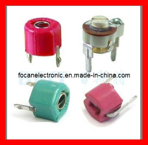 Variable Capacitor; Ceramic Trimmer Capacitor, Adjustable Capacitor 1-50pf pictures & photos