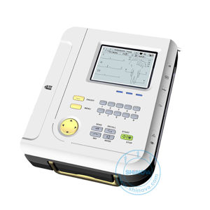 12 Channel Electrocardiograph (ECG-120L(B)) pictures & photos