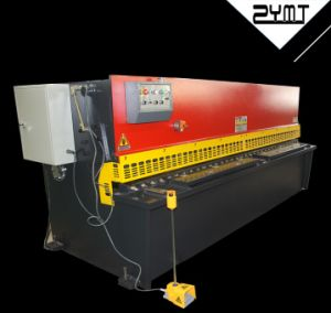 CNC Swing Beam Shear QC12k-16X6000 /Swing Beam Shearing Machine/Shearing Machine/Shearer/Cutter pictures & photos