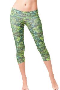Custom Sports Women′s Pants Lady Capris Leggings pictures & photos