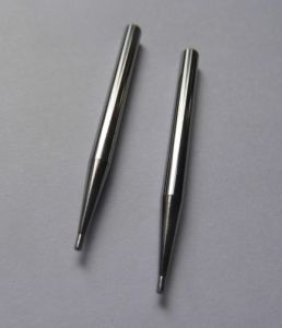 Tungsten Carbide Nozzle W0240-3-10t-1002 Coil Winding Wire Guide Nozzle pictures & photos