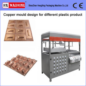 Vacuum Forming Blister Tray machine