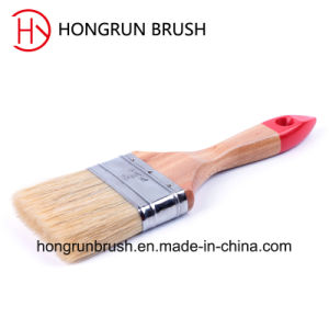 Wooden Handle Paint Brush (HYW020) pictures & photos