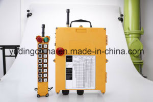 Universal Industrial Wireless Radio Remote Control for Crane F21-16D pictures & photos