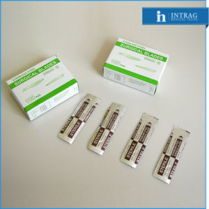 Disposable Sterile Surgical Blades 36# pictures & photos