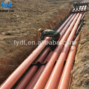 Wholesale Cheap Price 6000mm Length 8 Inch PVC Tube