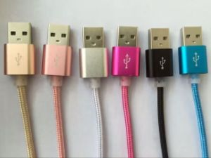 Hot Sell/High Quality USB Cable for iPhone5/6