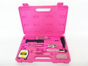 New Item-95PCS Pink Ladies Tool Kit (FY1495B3) pictures & photos