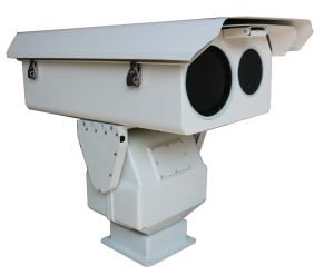 HD Thermal Image Laser PTZ HD4k 3840 X 2160@30fps Camera, with Onvif Protocol All Weather Workable pictures & photos