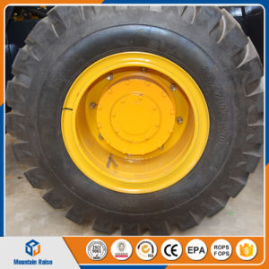 New Design Automatic Zl18 Compact Small Mini Wheel Loader pictures & photos