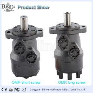 OMR 160 Excavator Hydraulic Motor/Bmr 160cc Excavator Drive Motor/OMR Engine 160 pictures & photos