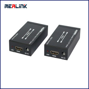 30m Over 2 UTP Cable HDMI Extender with IR Control pictures & photos