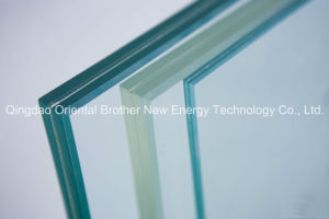 4mm-19mm Tempered Glass Manufactory with Ce&ISO Certificate pictures & photos