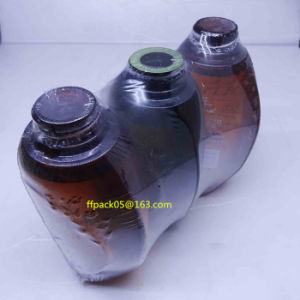 Automatic Pesticide Bottles Heat Shrink Packaging Machine pictures & photos