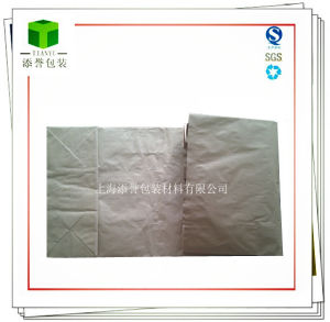High Quality Recycled 80GSM Waste /Garbage Paper Bag pictures & photos