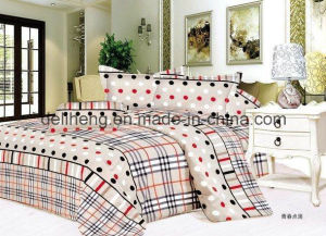 High Quality 100% Cotton Printed Wholesale Bedding Fabric pictures & photos