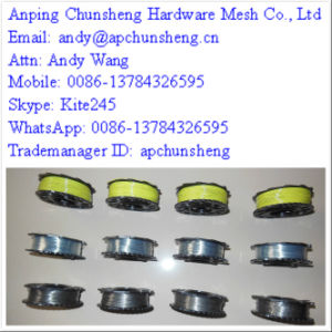 Tie Wire for Automatic Rebar Tier Guns pictures & photos