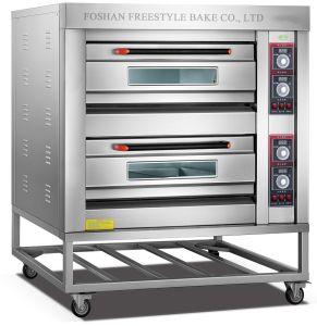 Electric Deck Oven (RM-2-2D) pictures & photos