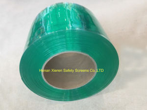Anti-Static Green/Clear/Yellow PVC Strip pictures & photos