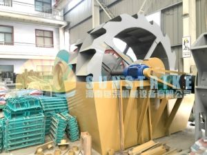 Professional Sand Washing Machine/Sand Washing Plant /Mobile Sand Washer